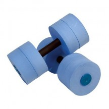 Aqua Fitness Dumbbells-WaterWorkout (sold in pairs)